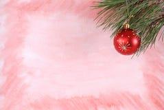 De achtergrond van Kerstmis Stock Foto's