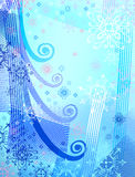 De achtergrond van Kerstmis royalty-vrije illustratie
