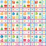 De achtergrond van Kerstmis. Stock Afbeelding