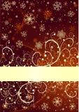 De achtergrond van Kerstmis stock illustratie