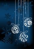 De achtergrond van Kerstmis, boom Royalty-vrije Stock Foto