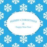 De achtergrond van Kerstmis en van het Nieuwjaar Royalty-vrije Stock Afbeeldingen
