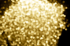 De achtergrond van Kerstmis Feestelijke abstracte achtergrond met bokeh def Stock Afbeeldingen