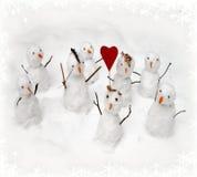 De achtergrond van Kerstmis - illustratie Stock Foto's