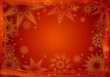 De achtergrond van Kerstmis, vector   Royalty-vrije Stock Fotografie