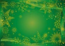 De achtergrond van Kerstmis, vector Stock Foto's