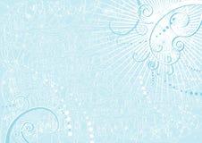 De achtergrond van Kerstmis, vector   Royalty-vrije Stock Afbeeldingen