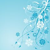 De achtergrond van Kerstmis, vector Stock Afbeeldingen