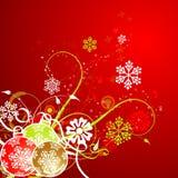 De achtergrond van Kerstmis, vector vector illustratie