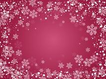 De achtergrond van Kerstmis voor uw ontwerp Stock Fotografie