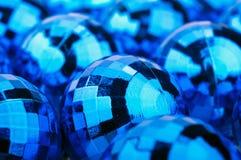 De achtergrond van Kerstmisballen Royalty-vrije Stock Afbeelding