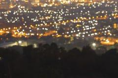 De achtergrond van kleurenlichten Royalty-vrije Stock Afbeelding