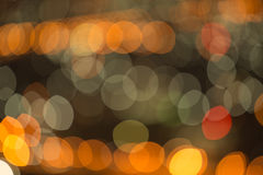 De achtergrond van kleurenlichten Royalty-vrije Stock Foto