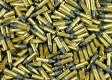 De achtergrond van kogels Stock Foto's