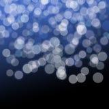 De Achtergrond van lichten Stock Afbeeldingen