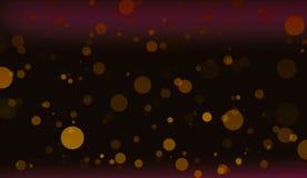 De Achtergrond van de Lichten van Bokeh  stock fotografie