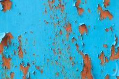 De achtergrond van de metaalroest, grunge roest en corrosie achtergrondtextuur royalty-vrije stock afbeeldingen