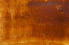 De achtergrond van de metaalroest, grunge roest en corrosie achtergrondtextuur royalty-vrije stock foto's