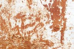 De achtergrond van de metaalroest, grunge roest en corrosie achtergrondtextuur royalty-vrije stock foto