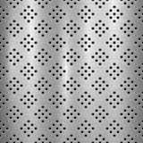 De achtergrond van de metaaltechnologie Stock Foto