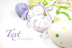 De achtergrond van Pasen. royalty-vrije stock foto