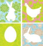 De Achtergrond van Pasen. vector illustratie