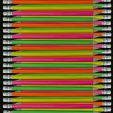 De achtergrond van potloden Royalty-vrije Stock Foto