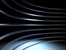De achtergrond van ringen Stock Afbeelding