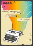 De achtergrond van schrijvers vector illustratie