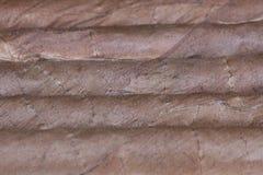 De achtergrond van sigaren Royalty-vrije Stock Afbeelding