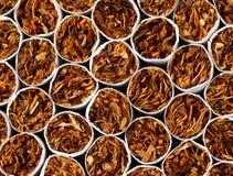 De achtergrond van sigaretten Royalty-vrije Stock Afbeelding