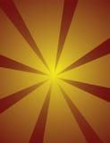De Achtergrond van Starburst vector illustratie