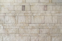 De achtergrond van steenbakstenen muur Stock Afbeeldingen