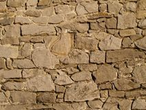 De achtergrond van stenen Stock Fotografie