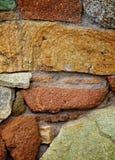 De achtergrond van stenen Royalty-vrije Stock Foto's