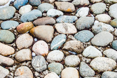 De achtergrond van stenen stock foto's