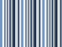 De achtergrond van strepen - blauw/turkoois Stock Afbeelding