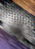 De achtergrond van strepen en van punten stock illustratie
