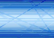 De achtergrond van Techno vector illustratie