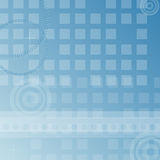 De achtergrond van Techno Royalty-vrije Stock Afbeelding