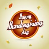 De achtergrond van thanksgiving day Stock Afbeelding