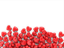 De achtergrond van valentijnskaarten Royalty-vrije Stock Foto