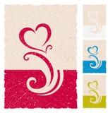 De achtergrond van Valentine Royalty-vrije Stock Foto's