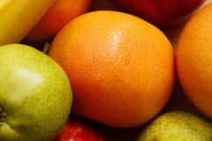 De achtergrond van vruchten Royalty-vrije Stock Fotografie
