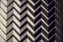 De achtergrond van zigzag. Royalty-vrije Stock Foto