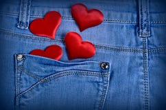 De achtergrond voor de dag van Valentine Royalty-vrije Stock Foto's