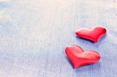 De achtergrond voor de dag van Valentine Stock Afbeeldingen