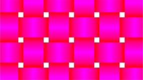 De achtergrond voor Rechthoeken gaf groep uit eensgezind genestelde Rechthoeken bestaan, en aantrekkelijke kleuren die met magent Stock Fotografie
