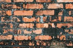 De Achtergronden van de Bakstenen muur Stock Foto