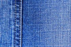 De achtergronden van de jeans Royalty-vrije Stock Afbeeldingen